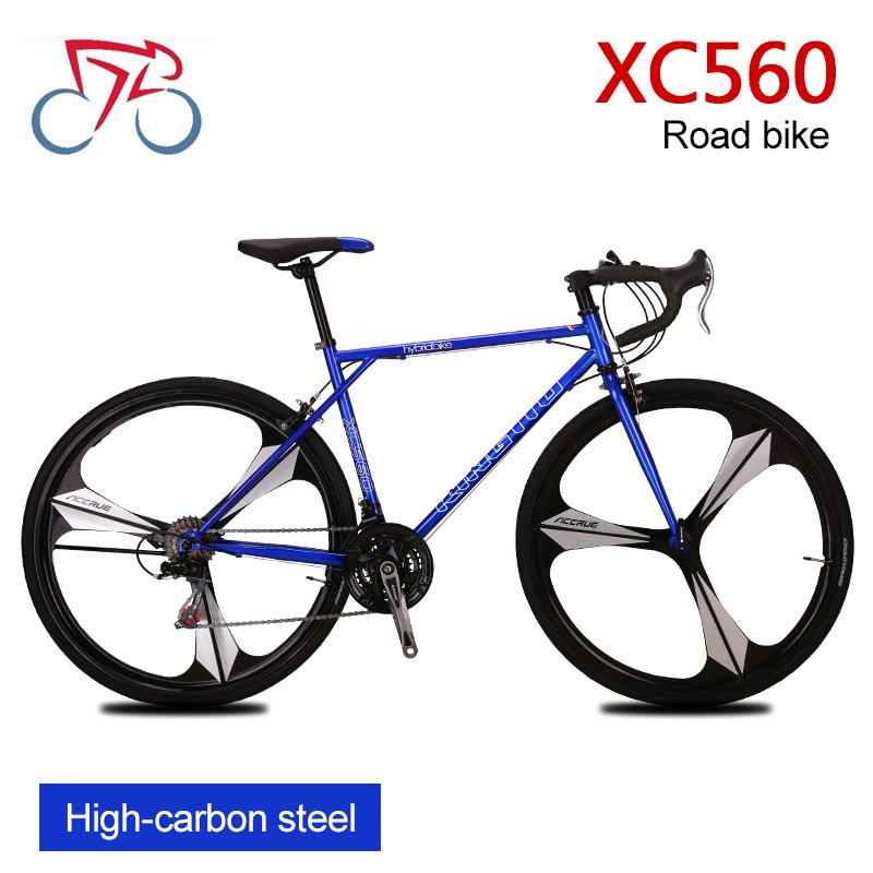 14 speeds aluminum alloy road bicycle 700c fixed gear bike OEM from Chinese factory