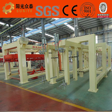automatic machine introduction aac block making machine with good service