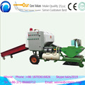 Best quality mini round hay baler with cheap price /hay baler machine