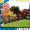 Black Decorative Garden Fence Panels