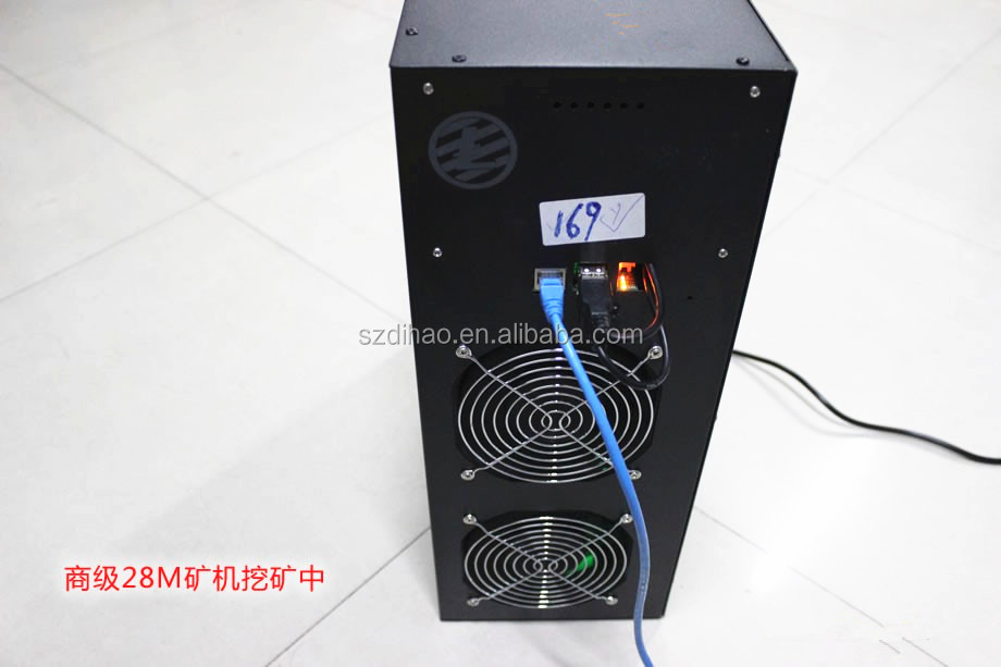 DIHAO BTC/LTC LTC miner Scrypt machine 30 MHS 32nm chips