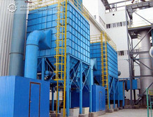 dust collector in cement plant/ baghouse/ dedusting system