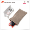 Wholesale Small Material Shrapnel Linen Bag