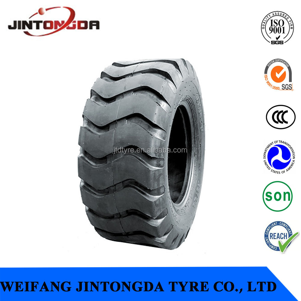 China Supplier Top Quality cheap price Triangle Underground Equipment Bias OTR tyres 14.00-25