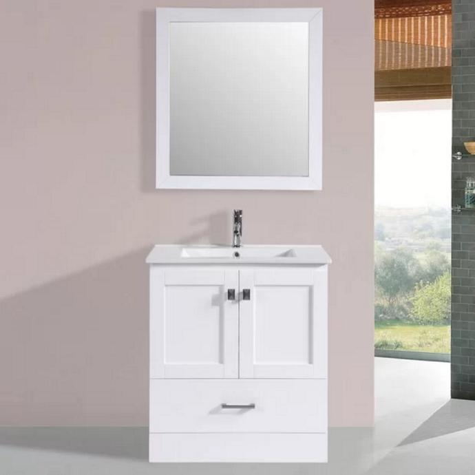 Solid Wood Cupboard Bathroom Strongwash Strong