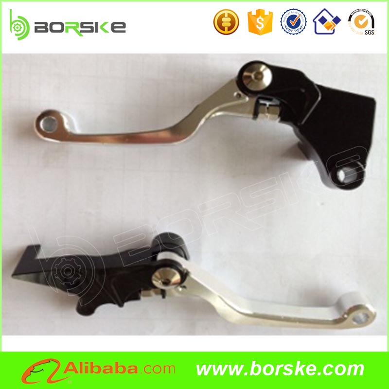 CNC modified brake clutch lever for KLX150