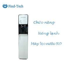 2017 NEW Fashion five to eight stage hot and cold RO system water dispenser type purifier may loc nuoc nong lanh