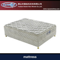 Competitive price pillow top continuous spring mattress