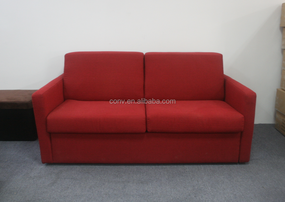 Fashion design modern folding sofa bed for hotel used for Sofa bed hotel