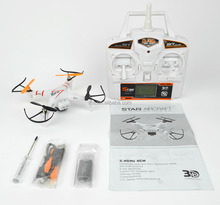 Factory direct Newest Quadcopter 4CH 2.4GHz mini UFO 6 axis Gyro helicopter