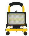 Newest arrival factory wholesales in ningbo zhejiang rechargerable led flood light 96LED rechargeable flood light(6W)