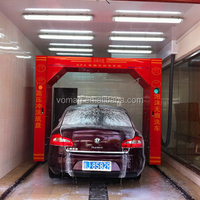 best Automatic tunnel car washing machine automatic water jet drain cleaning machine