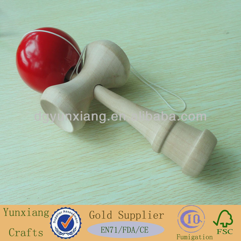 kendama toys wood japanese traditional toy