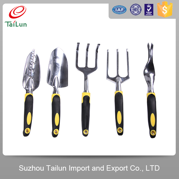 different kinds of tools garden digging hand tools with shovel ciltivator rake fork weeder