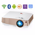 new model 2600Lumens mini Android wifi image video projector
