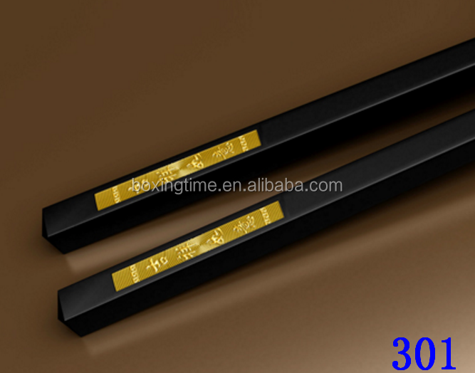High Quality Alloy Engrave Chopstick Gold Chopsticks