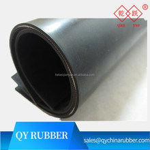 cloth insertion rubber sheet