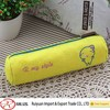 Promotion felt school pencil case with embroidery animals wholesale on Alibaba