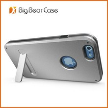 Silver phone case for iPhone 6