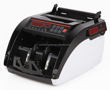 AL-6100 Counterfeit Money Counter and Detector Machine