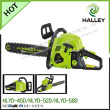 Halley brand 45cc chainsaws tensioners working head pole saw