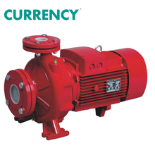 Wholesale CSD industry centrifugal inline electric water pump prices fire pump