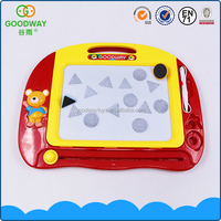 Cheap kids toys factory magnetic drawing board erasable writing slate