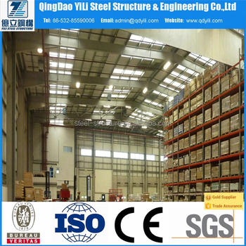 H section frame steel structural building for wholesales