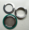KF ISO mesh Centering Ring Flat O-ring with Viton Colored o ring for Vacuum fitting seals