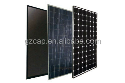 high efficient lower price solar panel in factory price