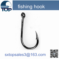 Competitive price kirby fishing hook ROUND HADDOCK hooks