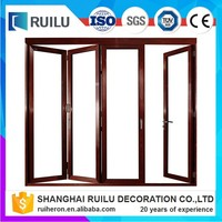 New design exterior accordion doors for sale