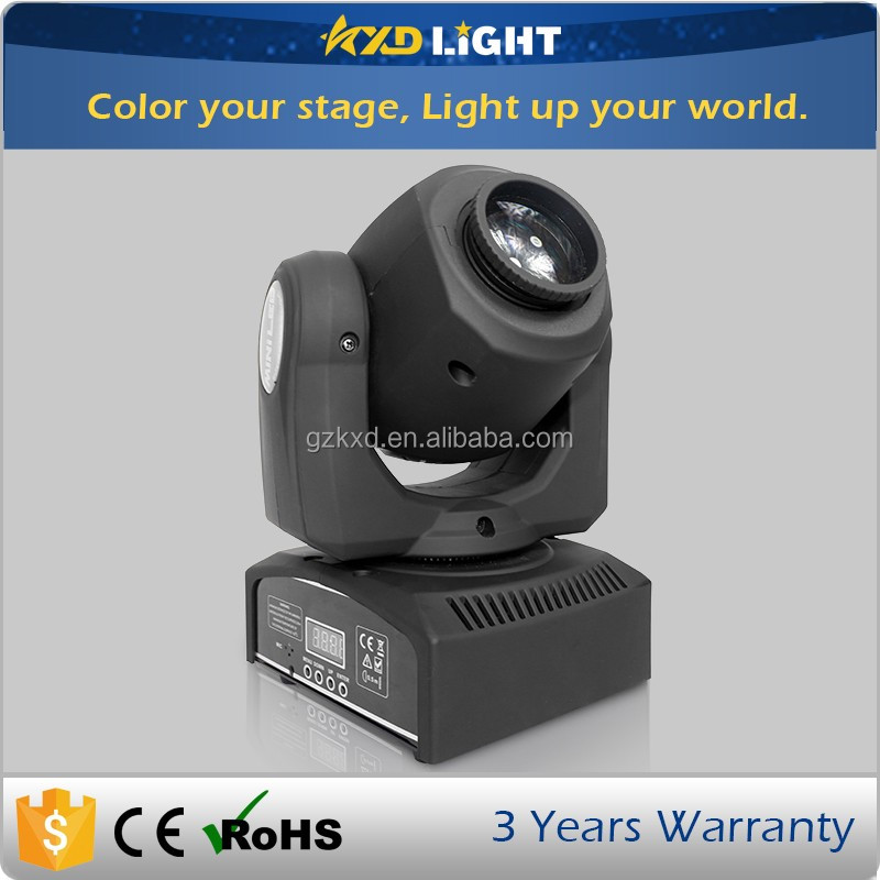 Cheap DJ Light 30W Spot LED Moving Head Lights for Club