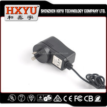 Alibaba supplier 100-240v 0.6a 50-60hz ac dc adapter