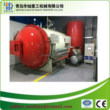 Export America ASME glass processing autoclave