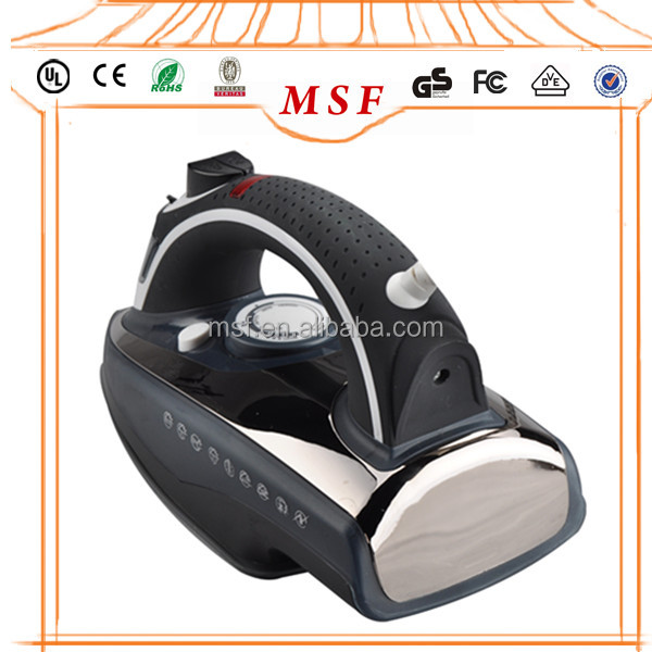 Electronic Steam Iron with Hanger