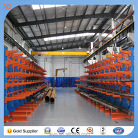 Hot sale Jiangsu Supplier Long Pipe Racking For Warehouse Storage