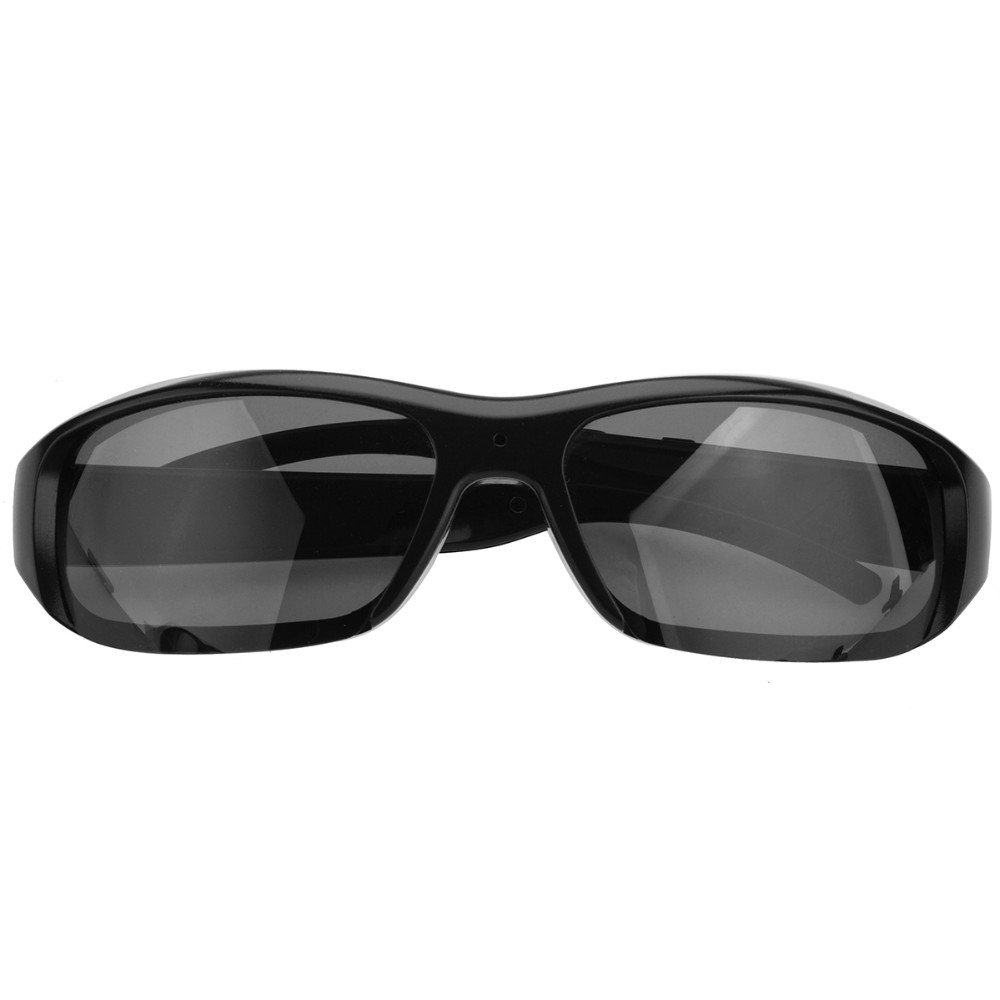 Fashion 30 fps Full Hd 1080p Mini wearable Hidden Video Sunglasses Camera