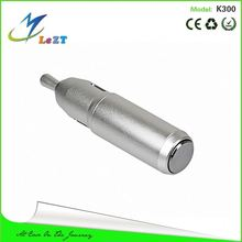Newest UFO k102 e-cigarette wall charger metal stand ego holder e cig metal base ego ecig Vape Tray ego dock