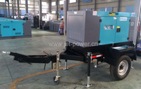 nigeria 30kva diesel generator price 60hz with trailer for sale
