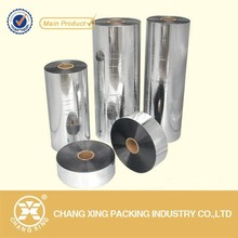 Eco-friendly moisture proof laminated scrap plastic film roll with great price