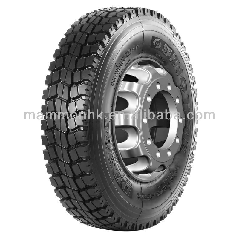 Heavy Duty Truck Tires DD988 New design