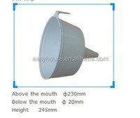 food grade plastic kitchen wide mouth plastic funnel