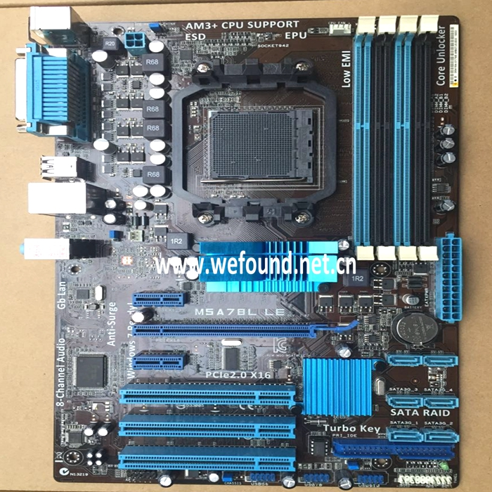 100% tested For ASUS M5A78L LE Desktop Motherboard Mainboard 100% Tested