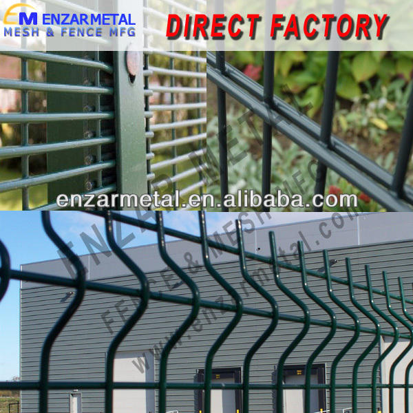 Welded Mesh Fence Panels For Animal kennels Welded Wire Fence