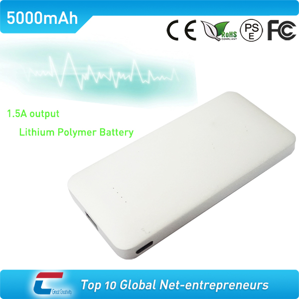 High quality polymer lithium battery for smart phones