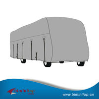 New UV Waterproof trailer covers with carrying bag Travel Trailer Cover