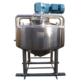 Stainless steel steam jacketed mixing tank 1200L/Kettle machine device