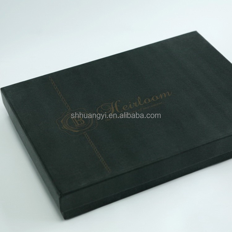 Paper Garment Suit Boxes with Folding Style