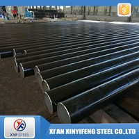 the lowest price astm a53 a106 gr.b black steel seamless pipe